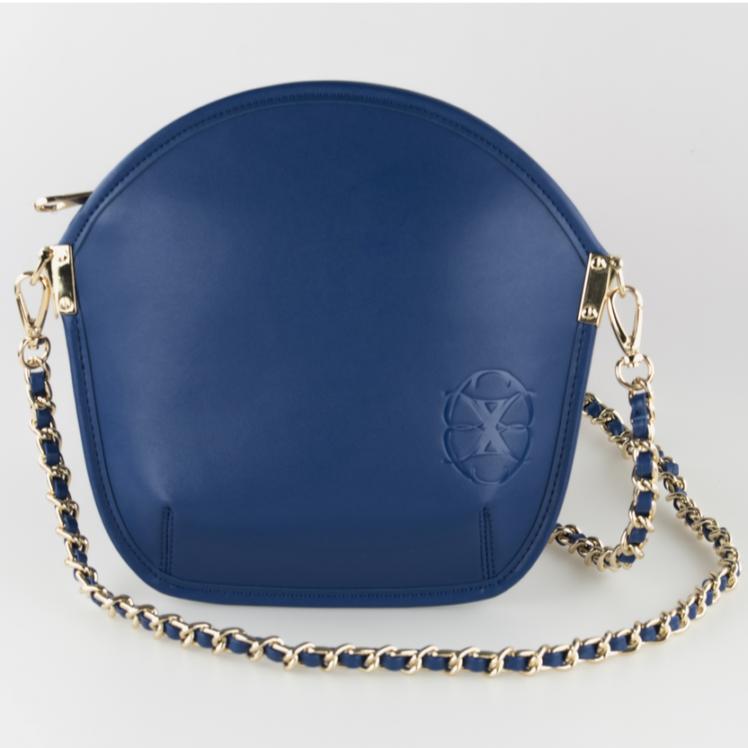 king blue microfiber clutch purse king blue microfiber