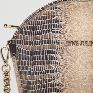 Sarah Li Naija clutch bag