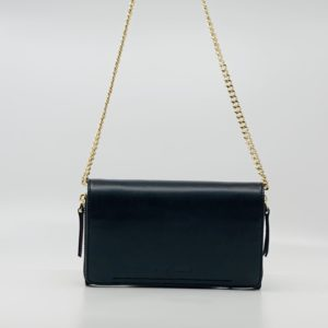 Mylène Ebene Clutch Bag