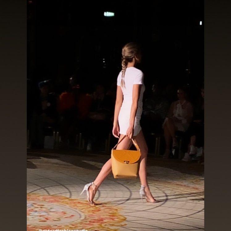 fashion show lyne juline