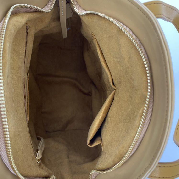 intérieur sac marie lou sahara