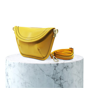 Fanny pack Valentina Giallo