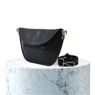 Fanny pack Valentina grigio