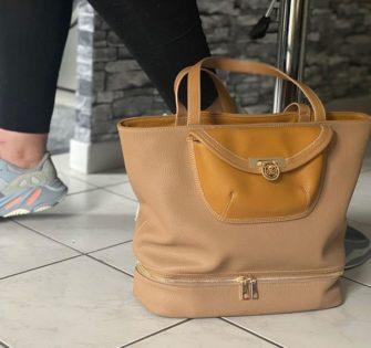 Fourre-Tout Ludivine Sahara - - - - - -  #bagsforsale #sacamains #handbaglover Hashtag #premiumhandbags #handbagaddict #fashionhandbag #luxurybags #bagstagram #designerhandbag #sacencuir #sacamainaddict #handbagseller #brandedbag - March 29, 2020